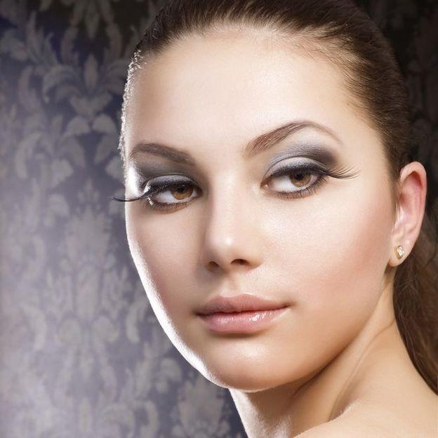 Wimpern mit Schwung und permanentes Mascara