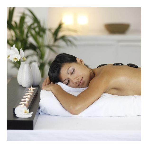 Massage aux pierres chaudes Genève