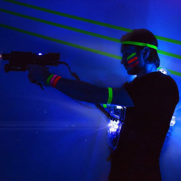 Lasertag pour adulte près de Lucerne (1 heure)