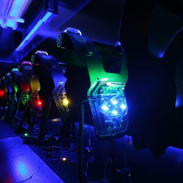 Lasertag für Erwachsene in Luzern (1 Stunde)