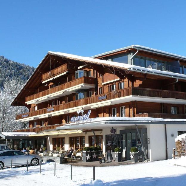 Loveroom Übernachtung in Gstaad