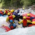 Halbtagesfahrt Rafting Landquart (Jugendliche)