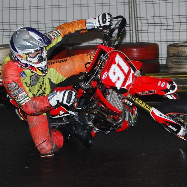 Supermoto Training für Jedermann