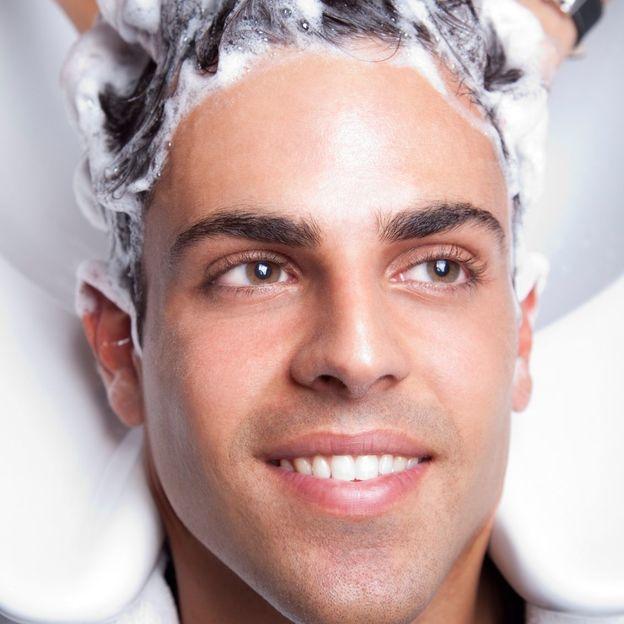 Full Package für Männer - Waschen, Schneiden & Stylen