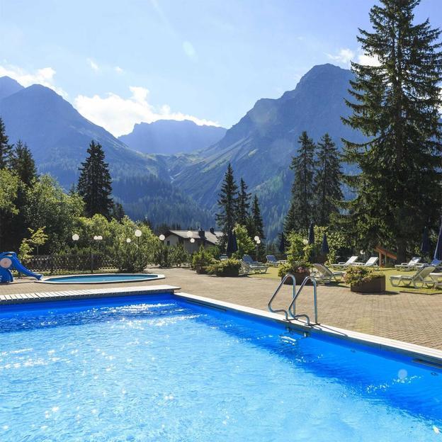 Vacances actives d'été à Arosa