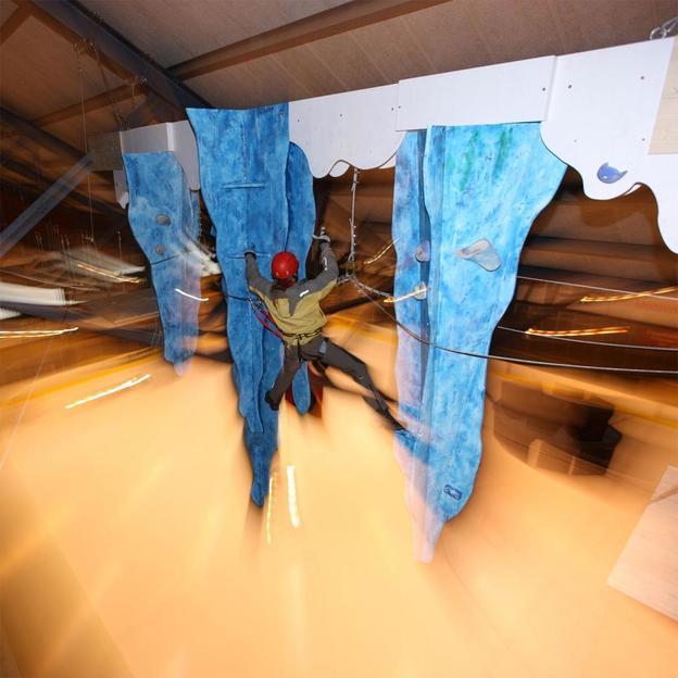 Grösster Indoorseilpark Europas (Eintritt Erwachsene)