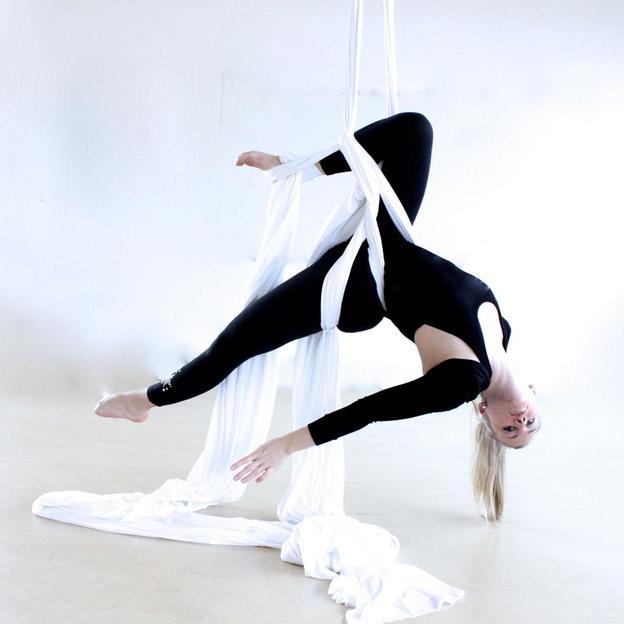 3 Monate Aerial Silk / Vertikaltuch (Beginner)
