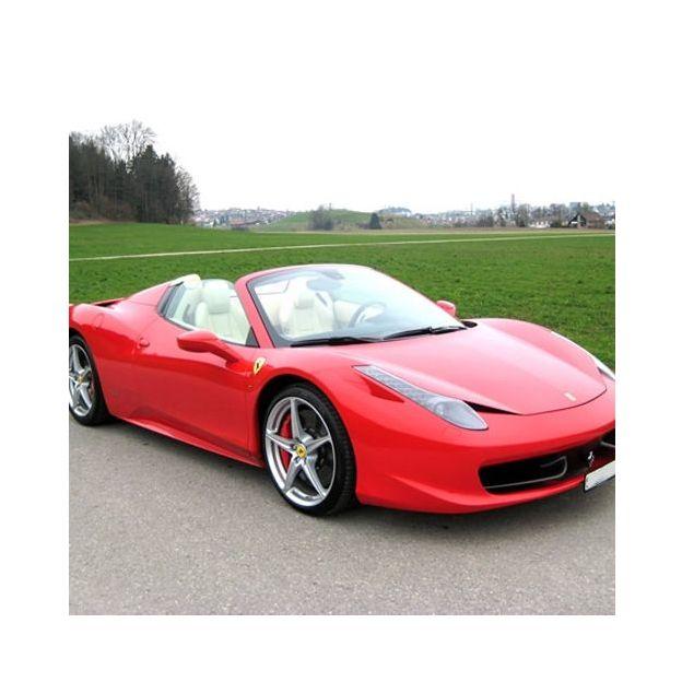 Ferrari 458 Spider 4 Stunden