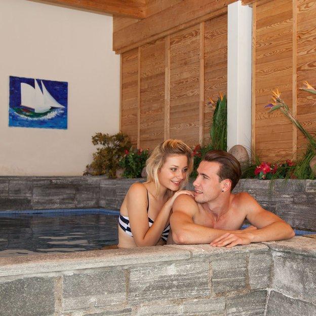Romantik Hotel mit Suite, Candle light Dinner und Wellness