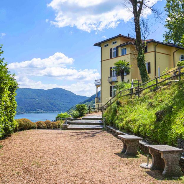 Séjour romantique dans le Tessin (2 pers)