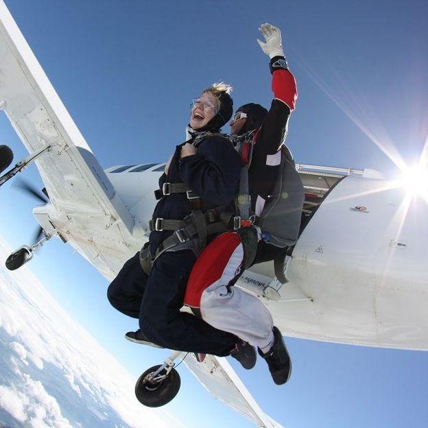 Tandem Fallschirmsprung (Wochenende)