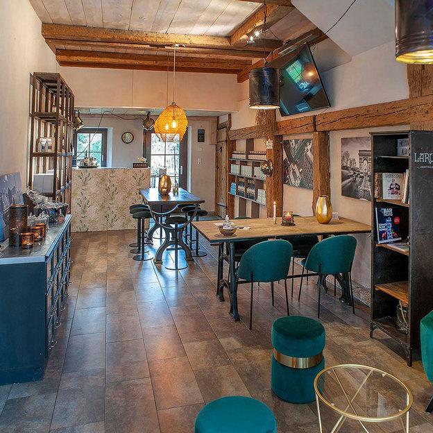 Dégustation absinthe Larusée et visite de distillerie (2 pers.)