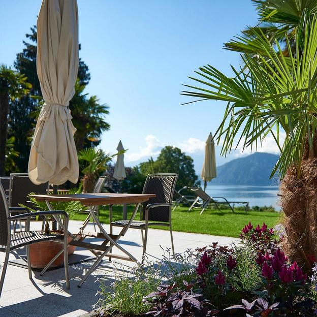 Hôtel Romantique Lac des Quatre Cantons (2 pers)