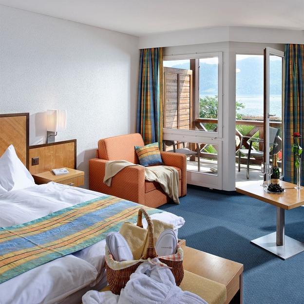 Romantik Hotel am Vierwaldstättersee für 2 Personen