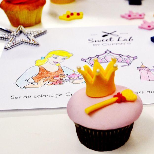 Atelier Cupcakes Princesses et Chevaliers (10 enfants)