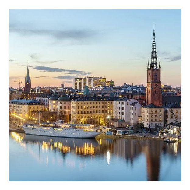 Städtereise nach Stockholm
