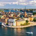 Voyage à Stockholm (2 pers)