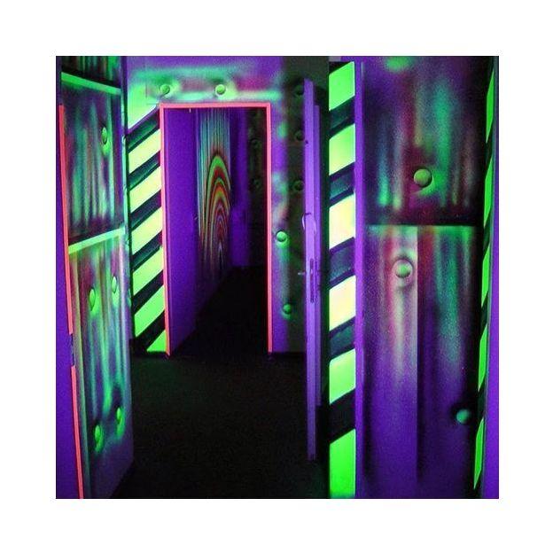 Lasertag für Kinder in Zürich (1 Stunde)