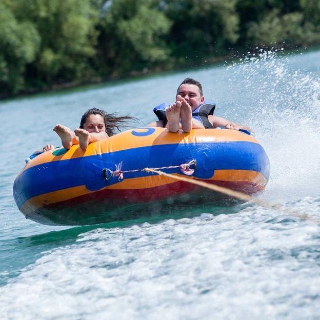 Wasserspass und Sport auf dem Zürichsee (1 Stunde)