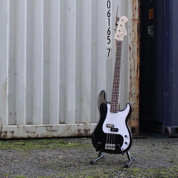 Moderner E-Bassunterricht in Basel
