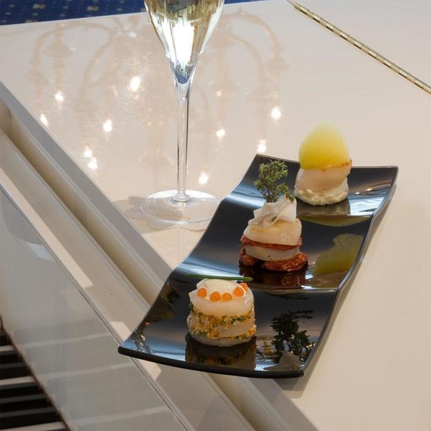 Wine & Dine für 2 Personen in Saas-Fee