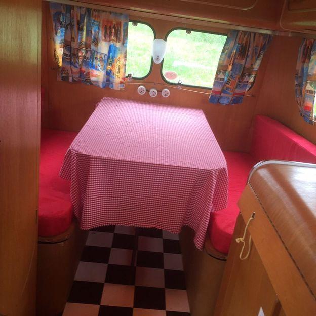 Location Caravane Vintage (1 semaine)
