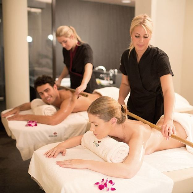 Asia Spa Lotus Package in Schaffhausen