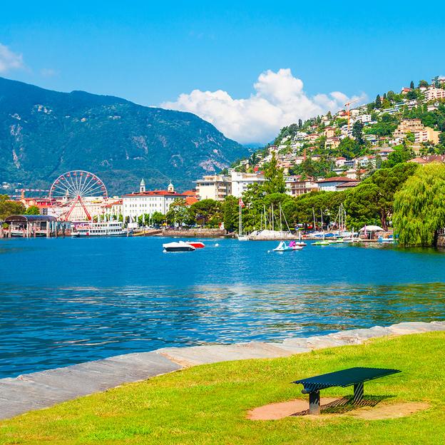 Übernachtung für Zwei am Piazza Grande in Locarno