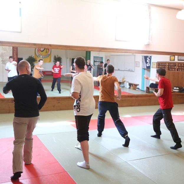 Samurai Workshop für 1 Person