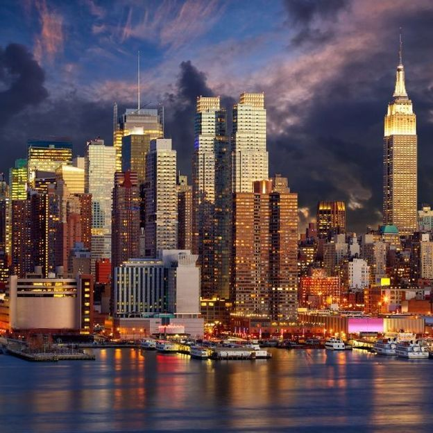 Magie de Noël à New York