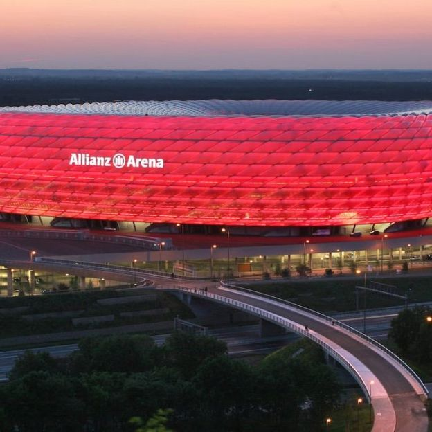 Fussball Fan-Tage in München für 2 Personen