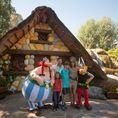 Vacances en famille: Paris et Parc Astérix