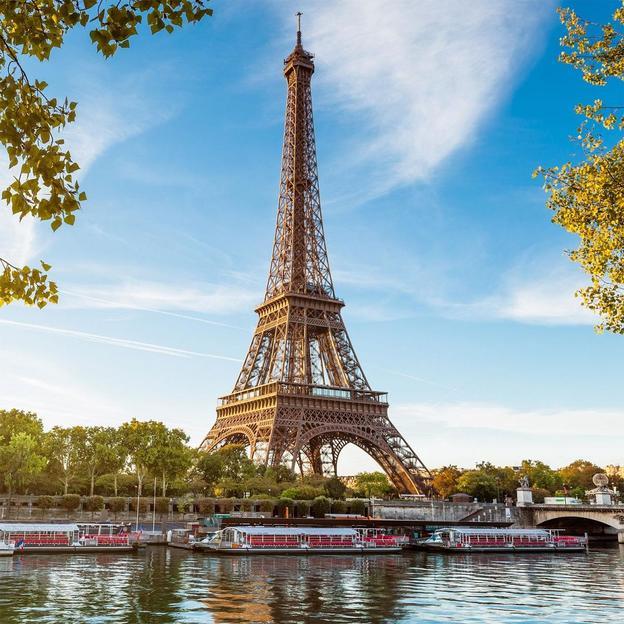 Familienurlaub: Paris & Disneyland® Paris