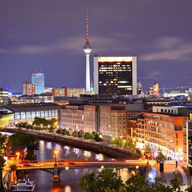 Adrenalin Trip nach Berlin