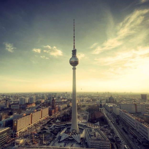 House Running à Berlin