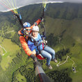 Paragliding für 5 Personen in Freiburg