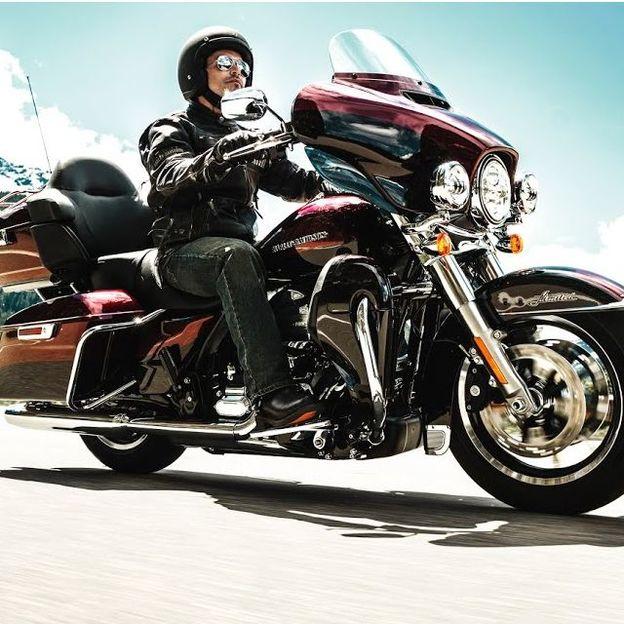Location Moto Style Touring ou Softail (3 jours)