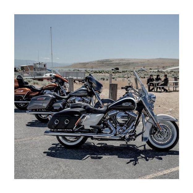 Location Moto Harley Davidson Touring ou Softail (1 jour)