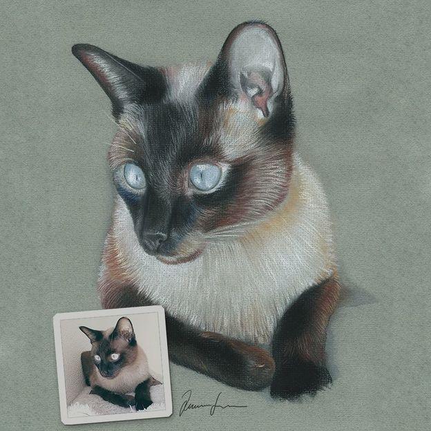 Portrait de votre animal de compagnie