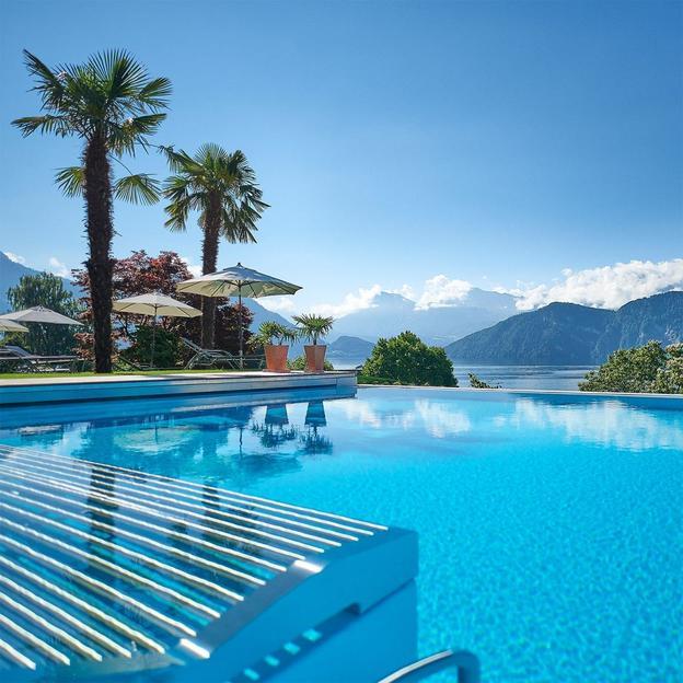 Kurzurlaub im Wellness Hotel am Vierwaldstättersee