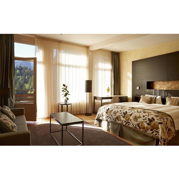 Wellness Übernachtung für zwei mit Massage