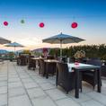 Grill & Chill auf Winterthurs schönster Dachterrasse