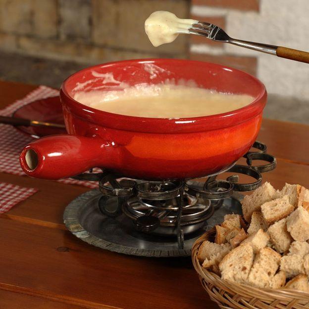 Motoneige et fondue au fromage (1 pers.)