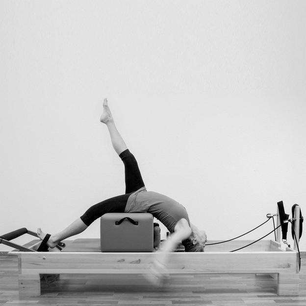 Personal Training mit Pilates Geräten