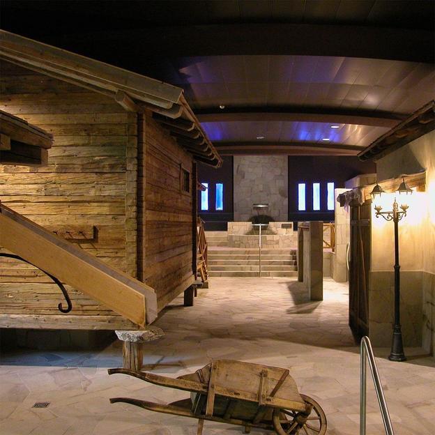 Day Spa avec massage à Loèche-les-Bains Walliser Alpentherme & Spa