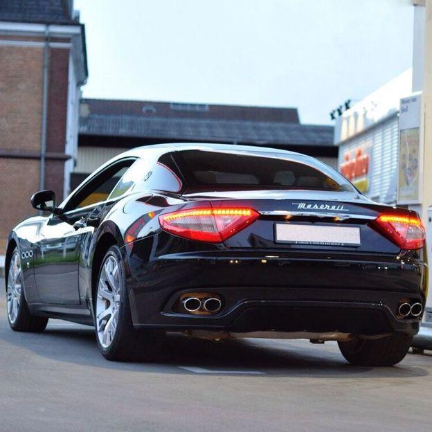 Maserati Granturismo S für 2 Tag mieten