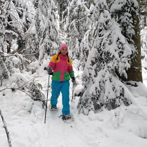 Schneeschuhwanderung in Baden-Württemberg