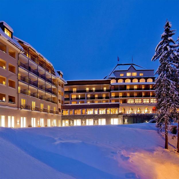 Séjour wellness et ski entre copines à Arosa