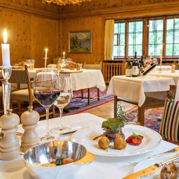 Séjour à l'hôtel mythique Waldhaus, Sils-Maria (2 pers.)