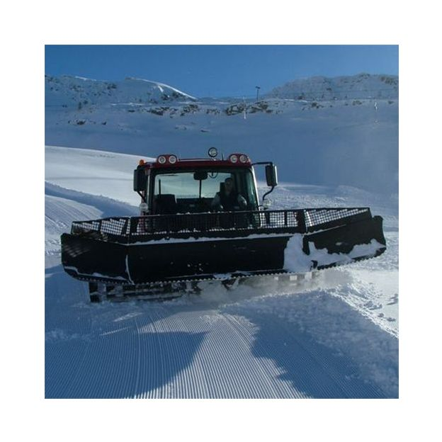 Pistenbully fahren im Snowpark Sportarena (Kind)